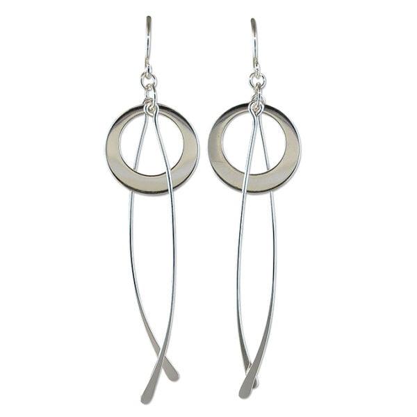 Modern Earrings and Rings