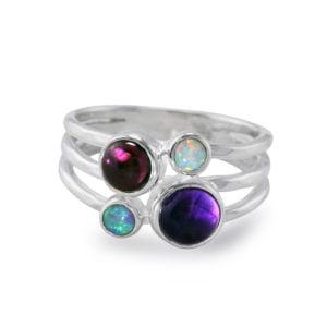 Rings in 925 Sterling Silver